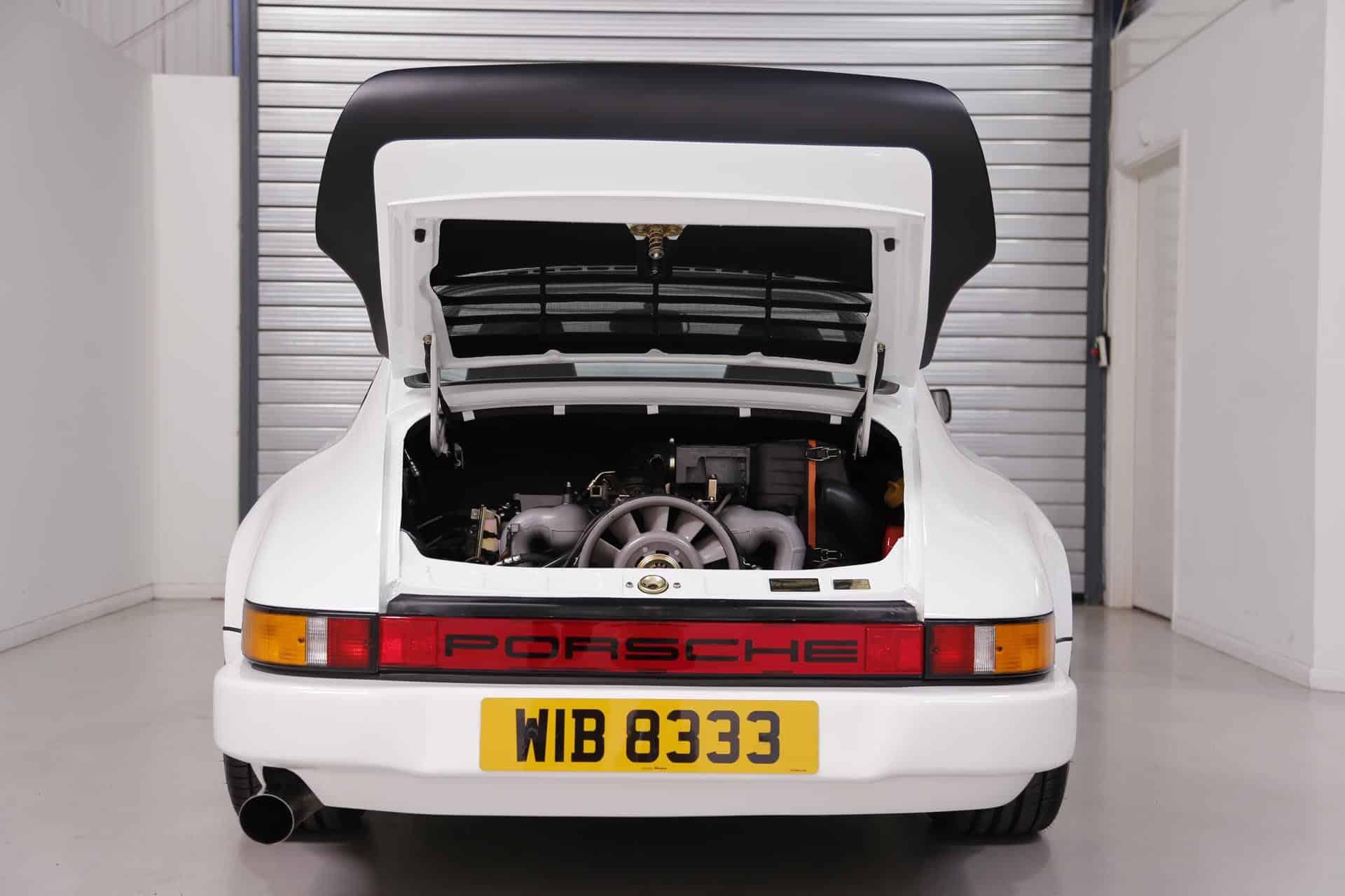 911 Carrera 3.2 Clubsport Prototype 11