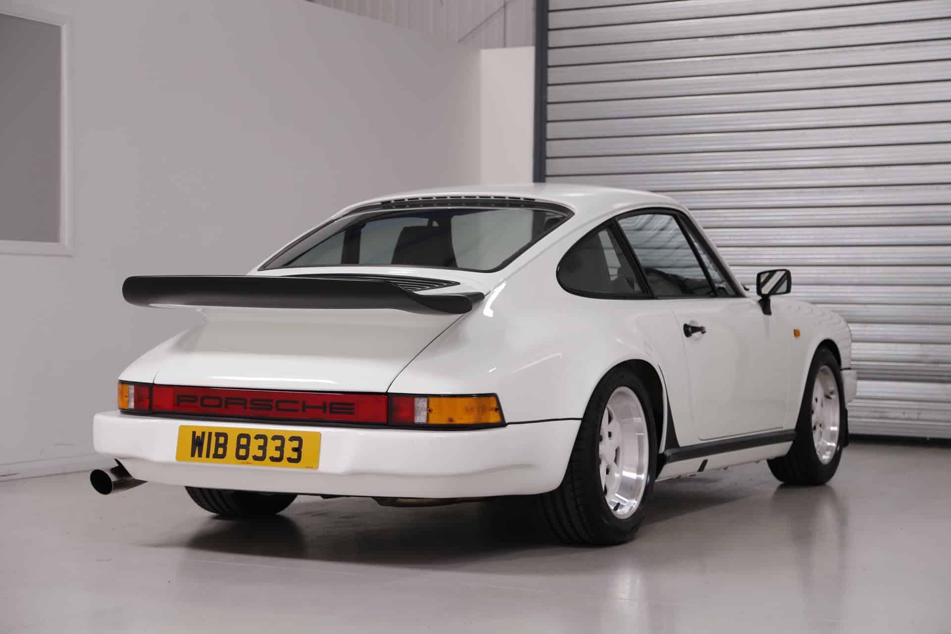 911 Carrera 3.2 Clubsport Prototype 6