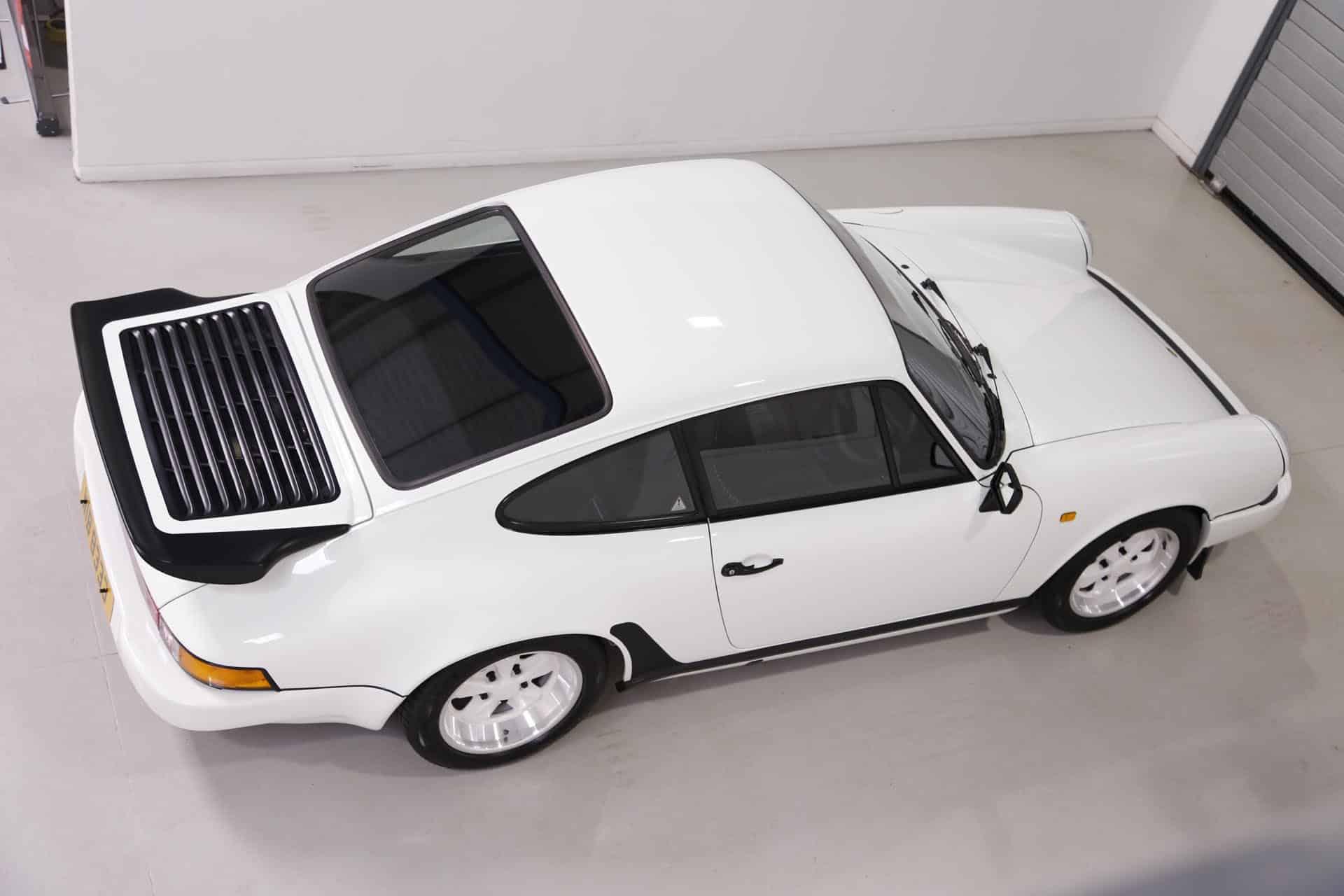 911 Carrera 3.2 Clubsport Prototype 8