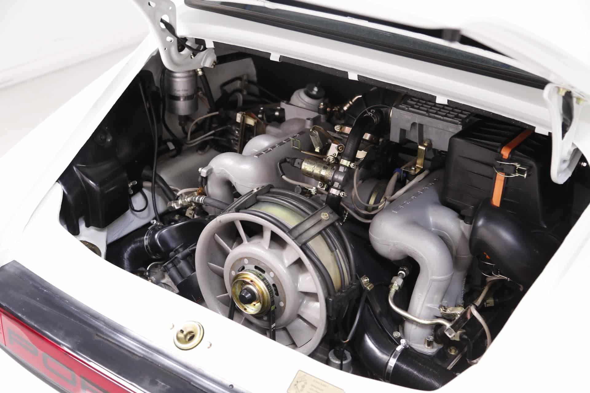 911 Carrera 3.2 Clubsport Prototype 9