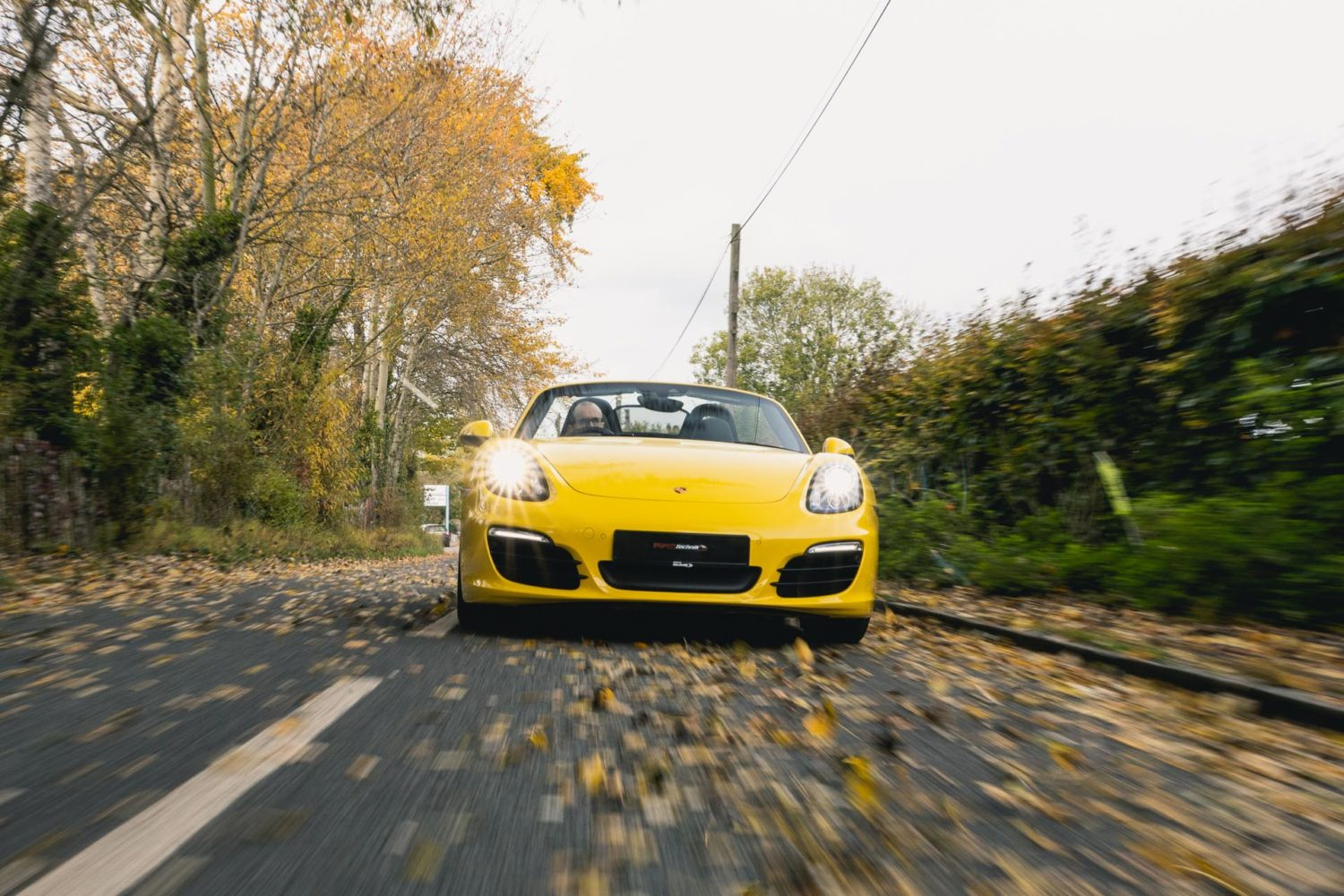 981 boxster s driving