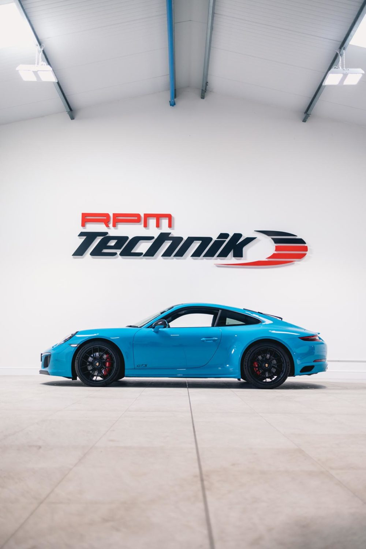 991 gts in RPM showroom