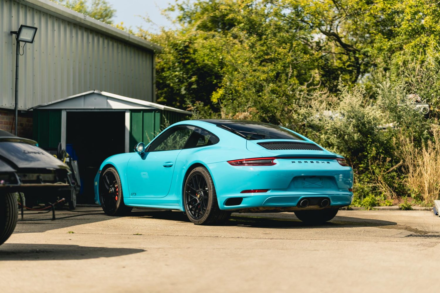 991 gts parked at RPM