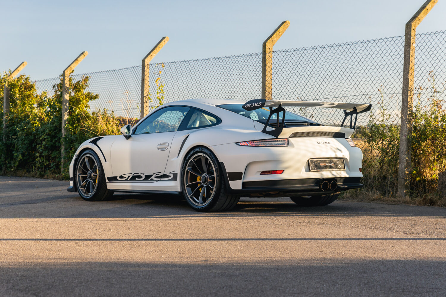 991.1 GT3 RS 60
