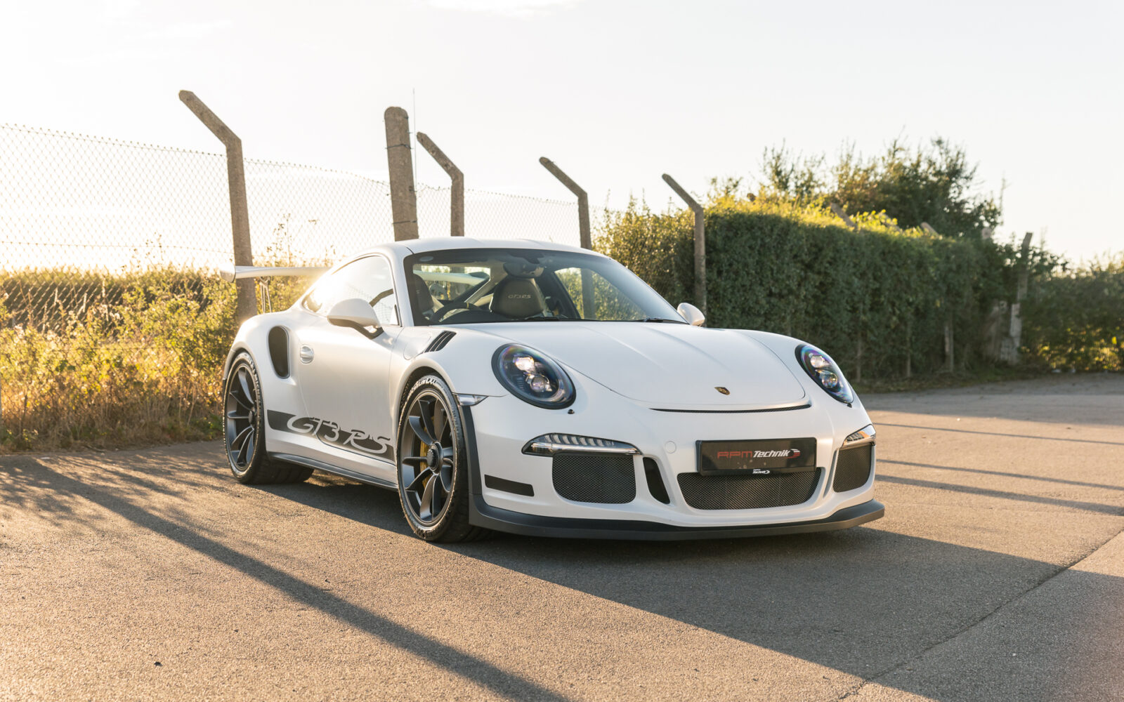 991.1 GT3 RS 7