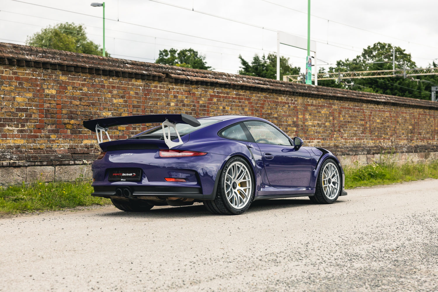 991.1 Gt3 Rs Mr 3