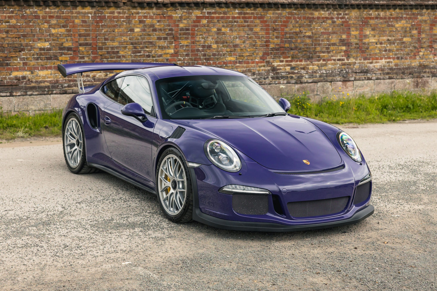 991.1 Gt3 Rs Mr 60