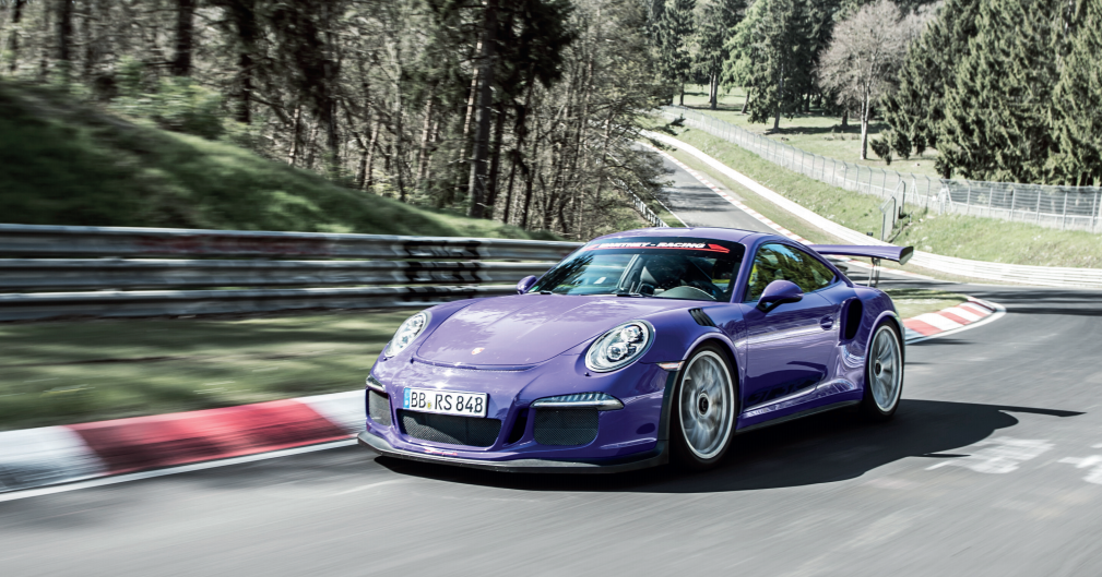 991.1 gt3rs mr