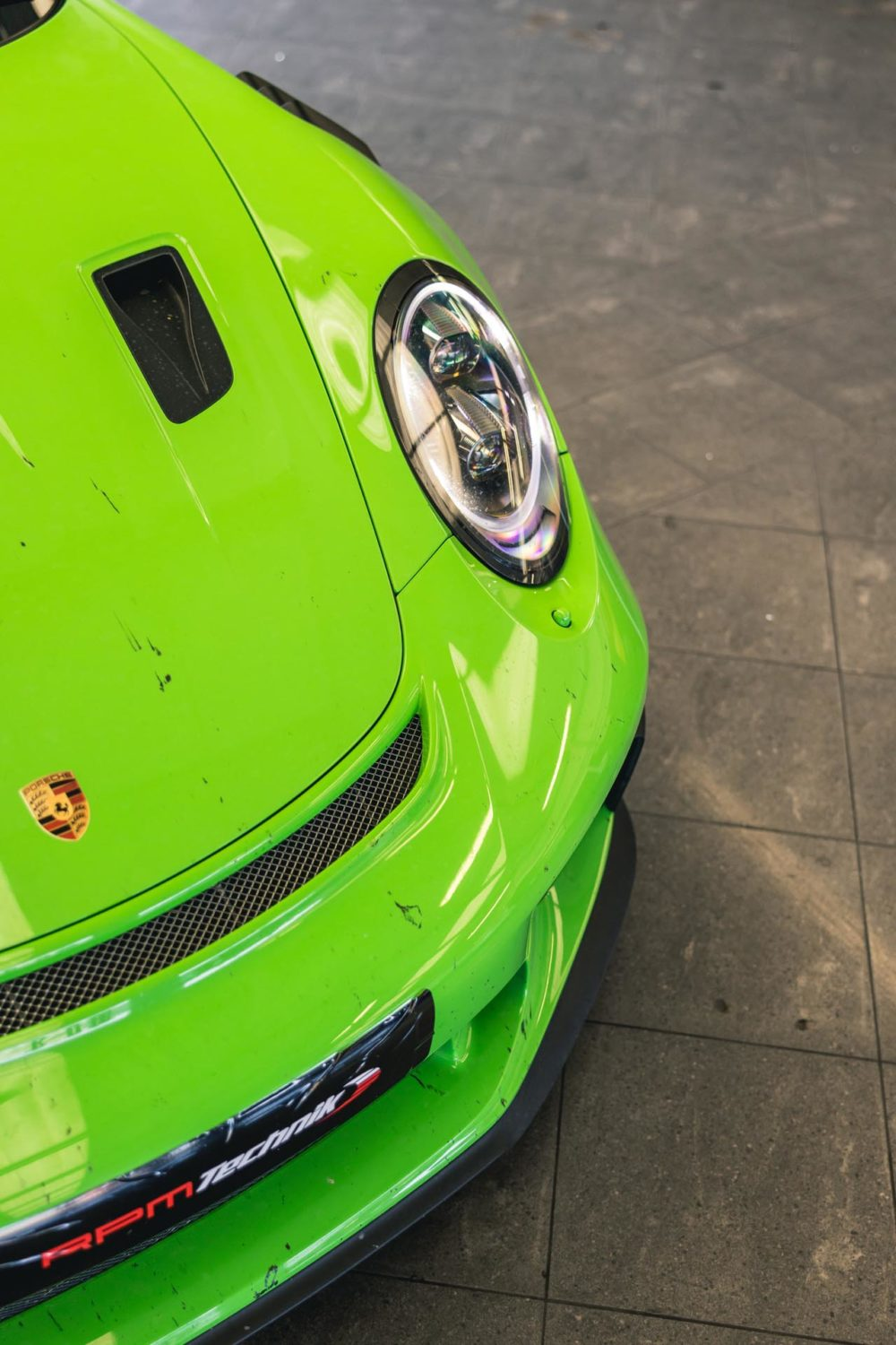 991.2 gt3rs front end