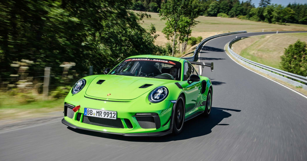 991.2 gt3rs mr