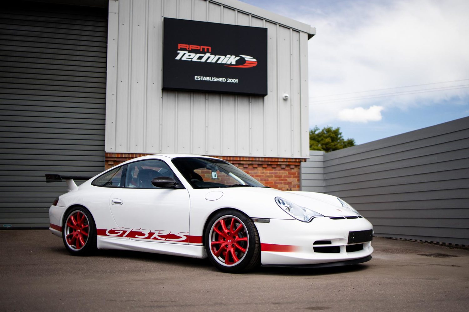 996 gt3rs outside RPM
