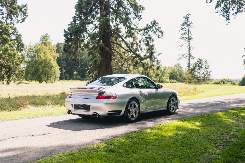 996 turbo rear