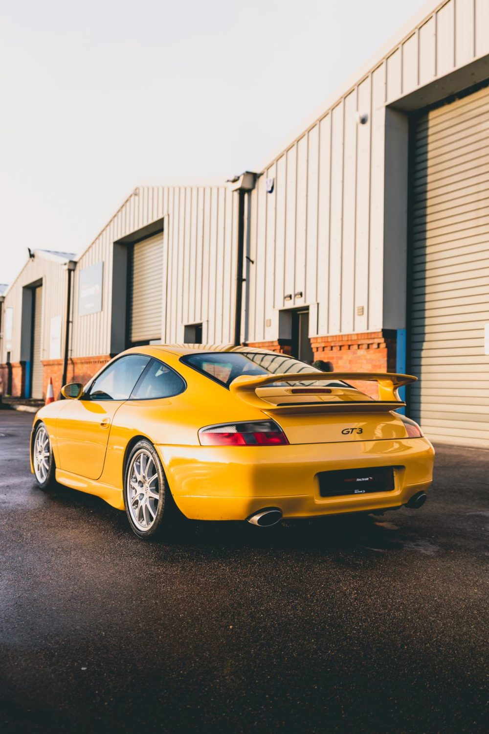 996.1 gt3 clubsport outside RPM