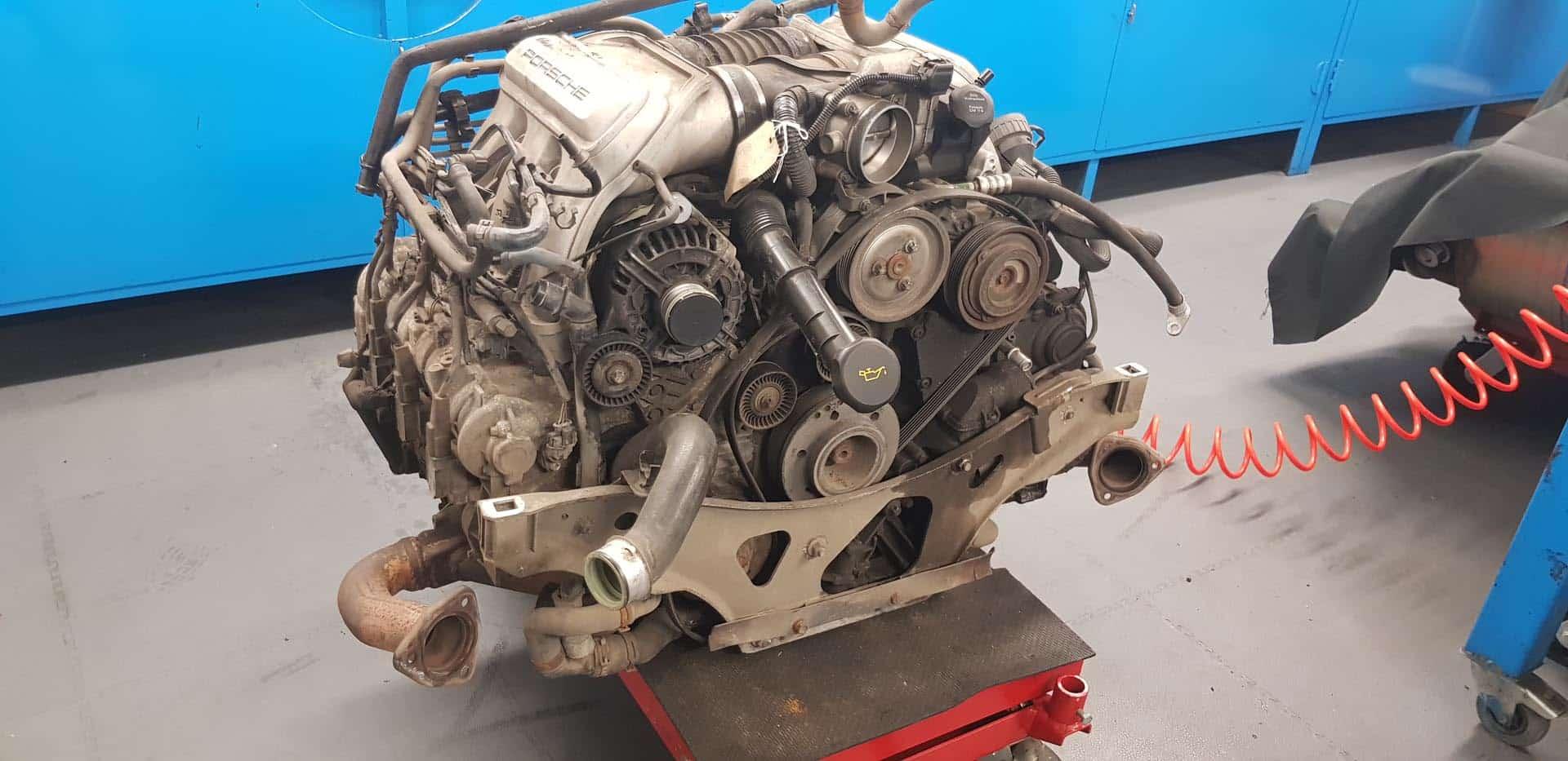 997 Gen1 3.8 Engine