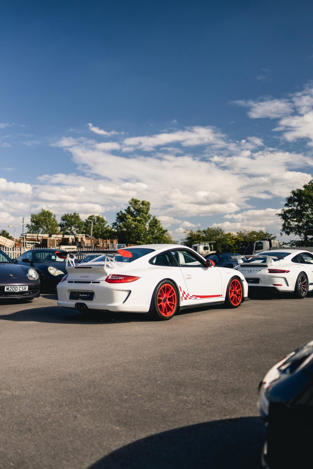 997.2 gt3rs outside RPM