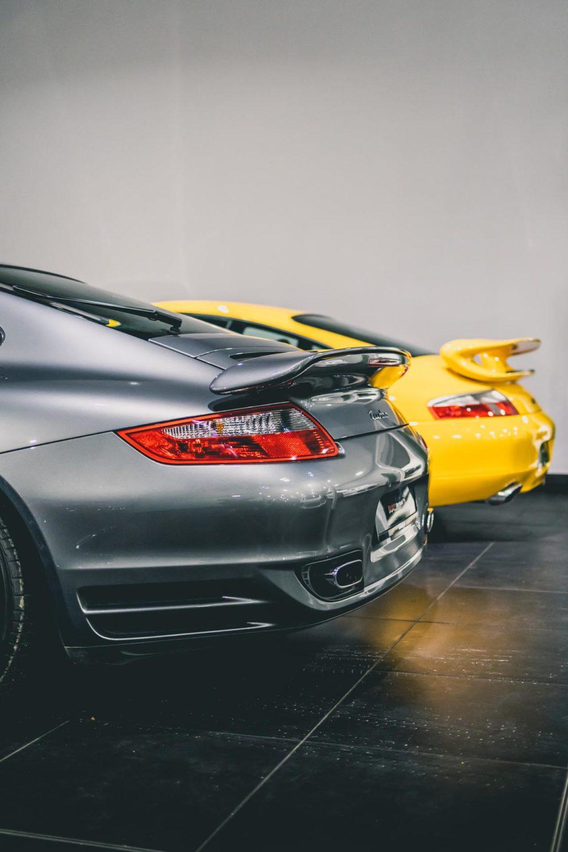 Porsche 997turbo 996gt3
