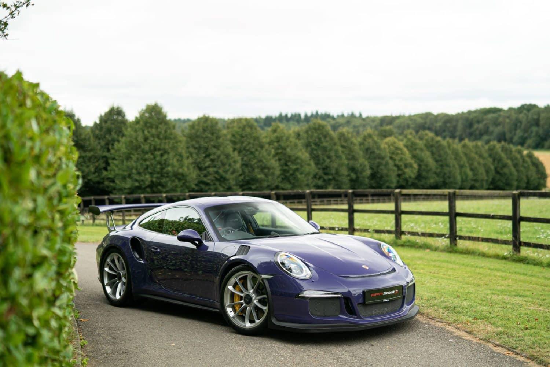 RPM Technik Porsche GT3RS Purple Final Image 103