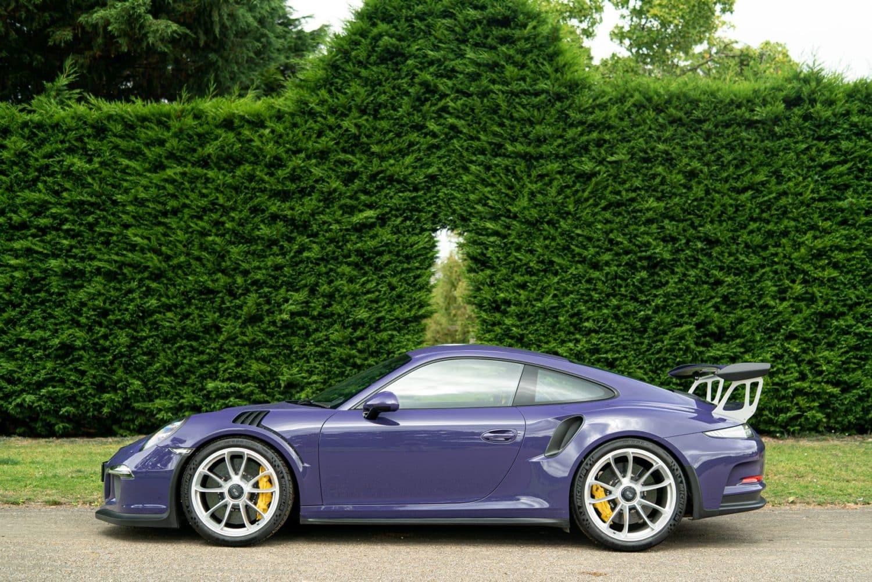 RPM Technik Porsche GT3RS Purple Final Image 50