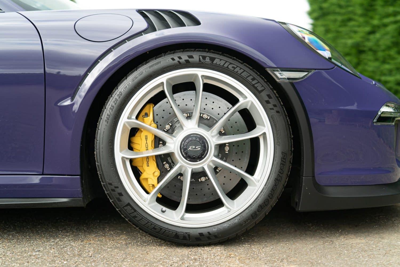 RPM Technik Porsche GT3RS Purple Final Image 59