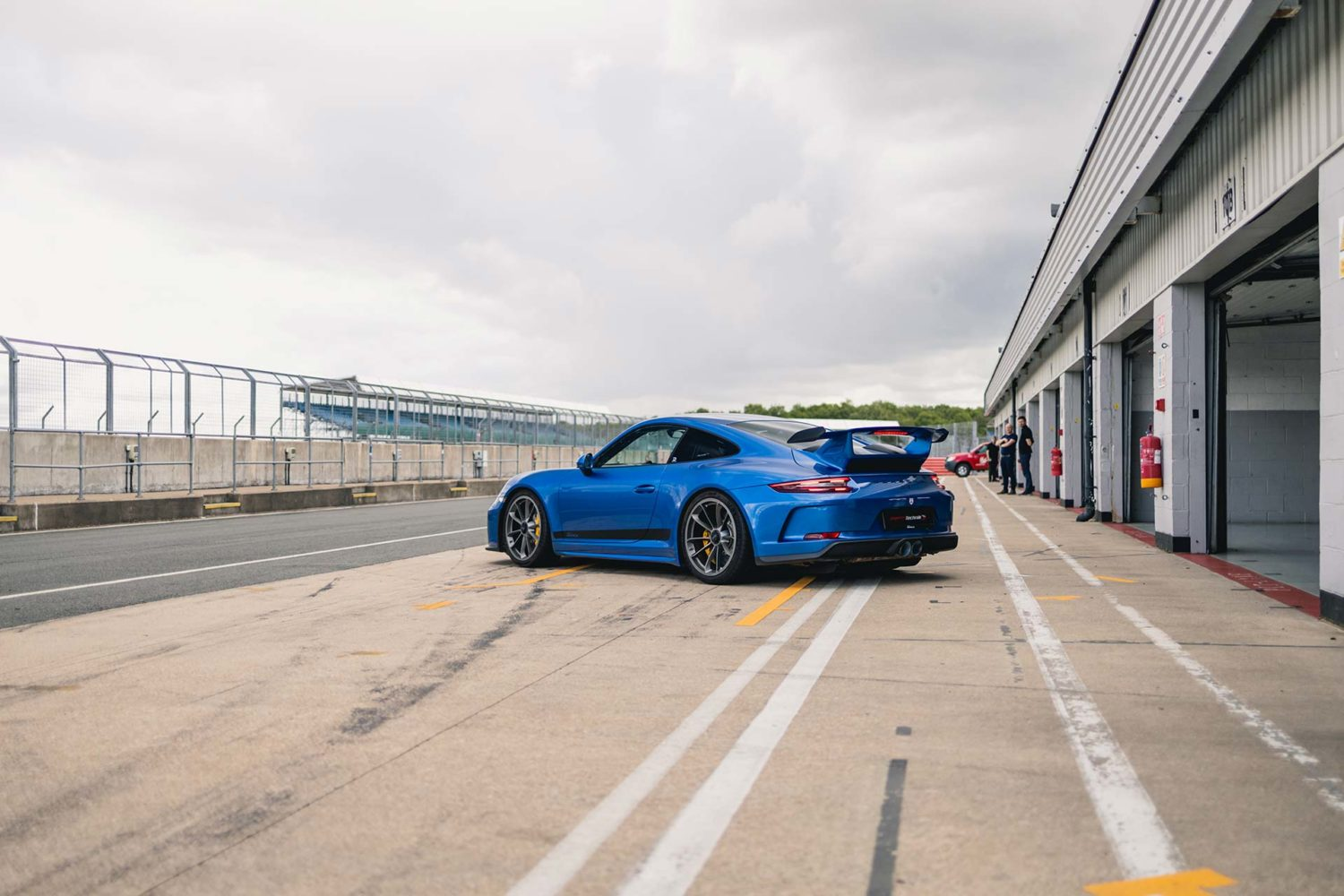 Gt3 At Silverstone