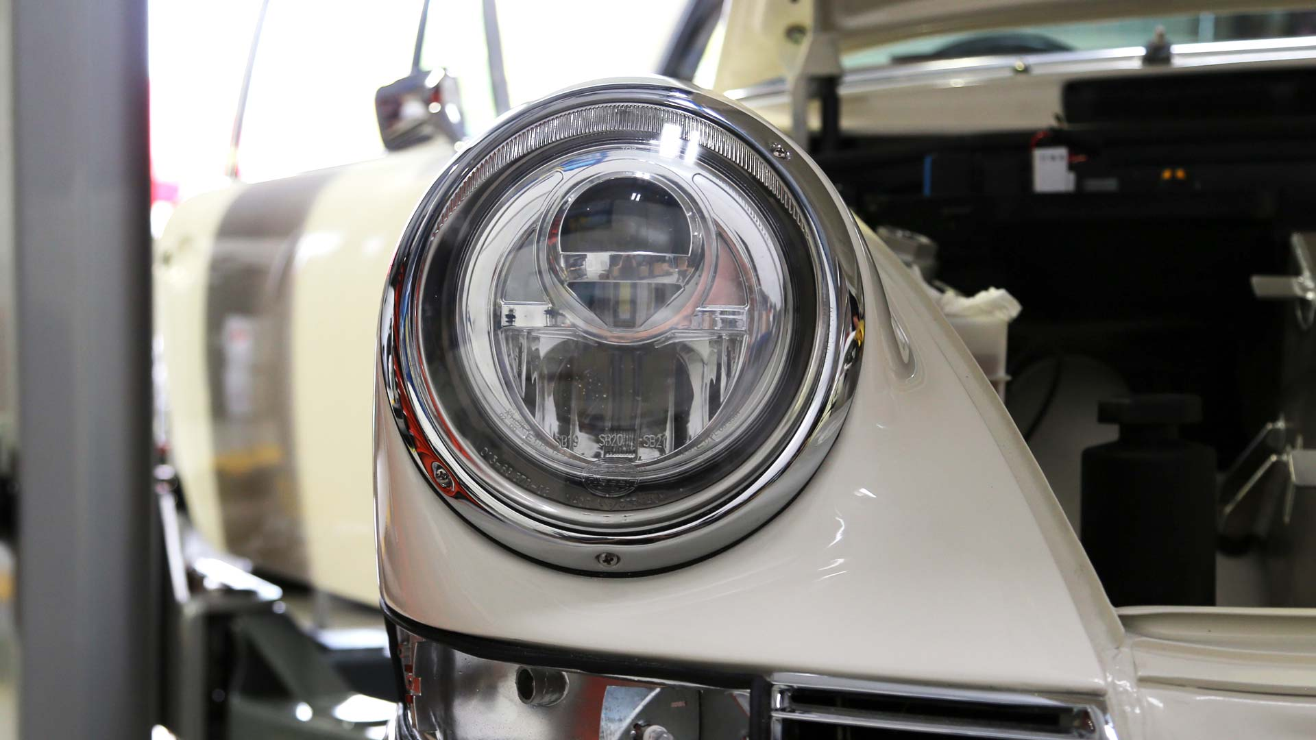 911 Headlights Rpm Lumetechnik Led Headlight Conversion Page 1 Porsche Classics Pistonheads