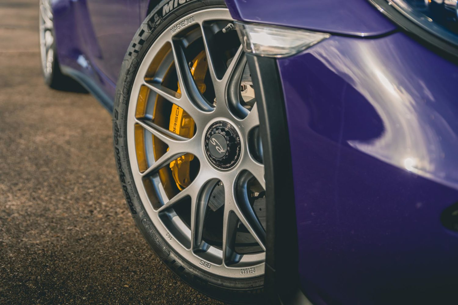 manthey racing 991.1 gt3rs wheel