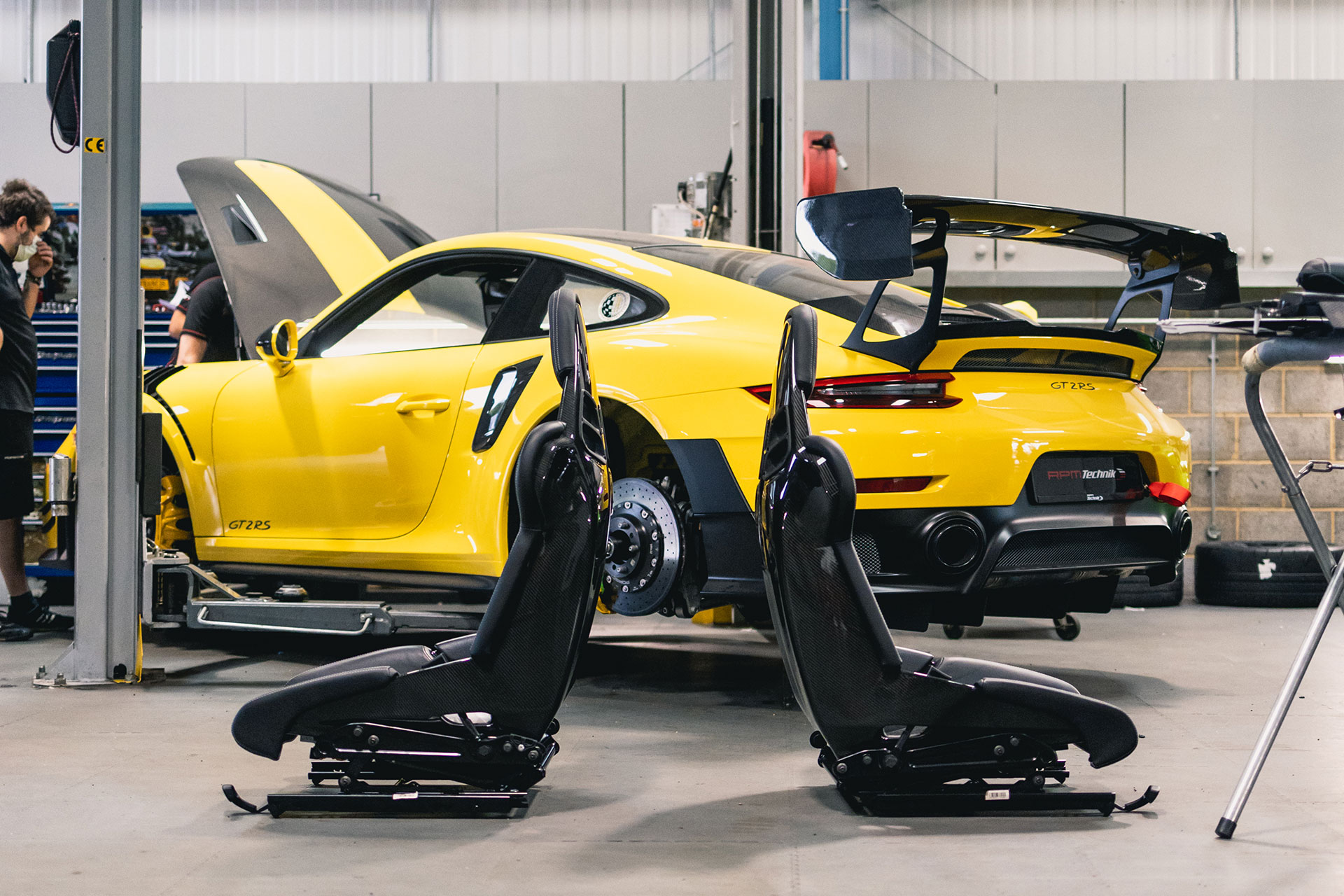 manthey racing gt2rs 07