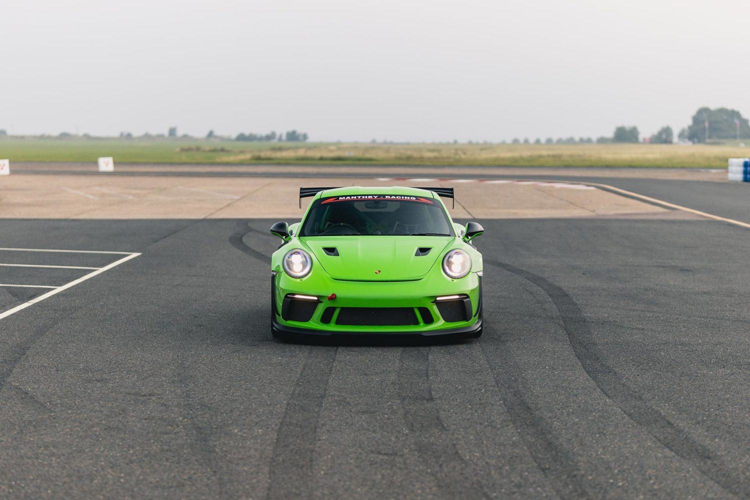 mathey racing gt3rs built by RPM