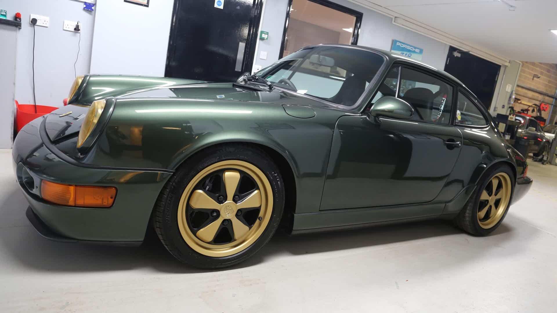 oak green 964 7