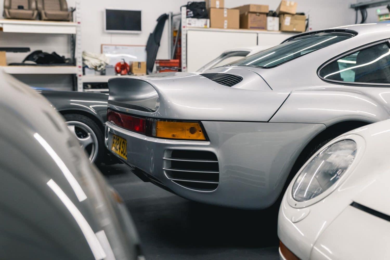 porsche 959 RPM restoration
