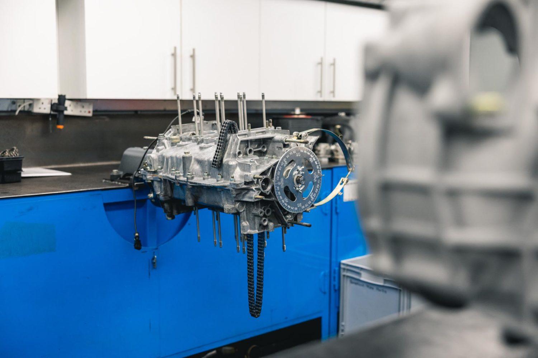 porsche aircooled engine rebuild