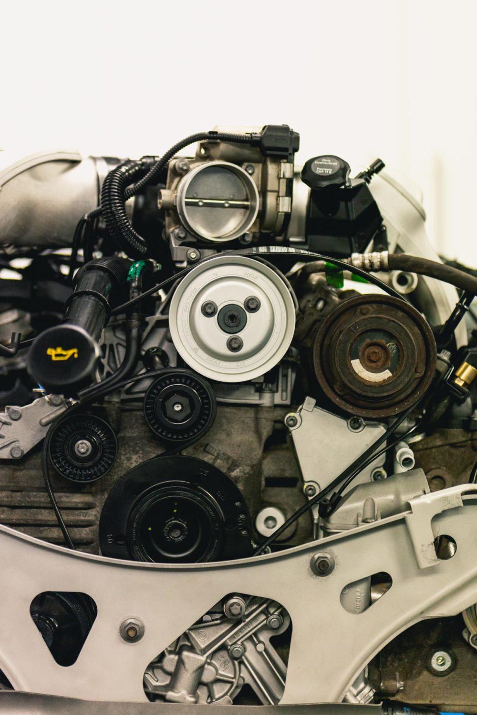 porsche watercooled engine build 1