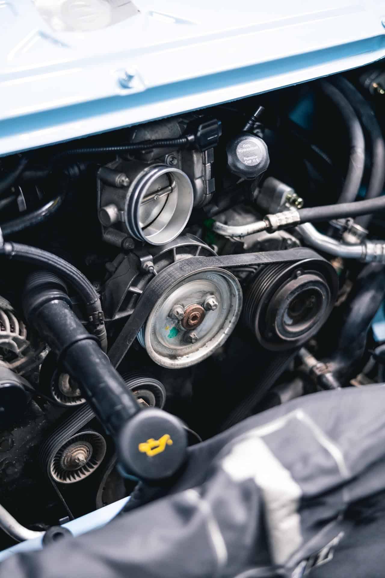 porsche-watercooled-engine-build